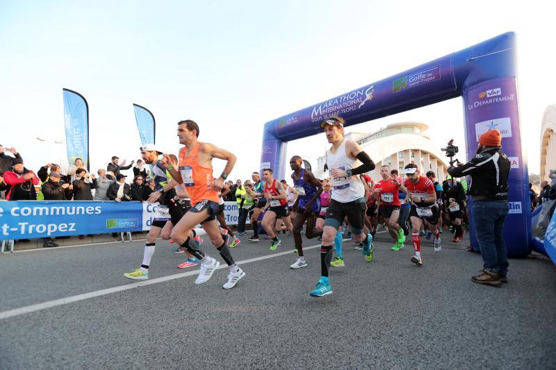 Marathon St Tropez 18 03