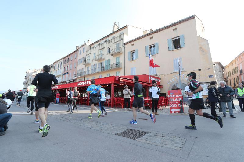 Marathon St Tropez 18 07