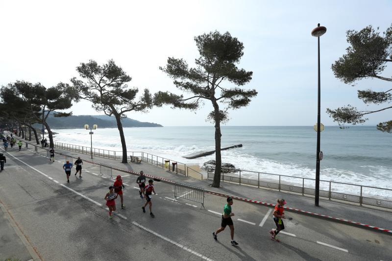 Marathon St Tropez 18 09