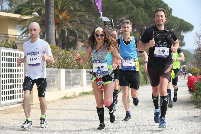 Marathon St Tropez 18 10