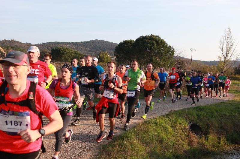 Marathon St Tropez 18 17