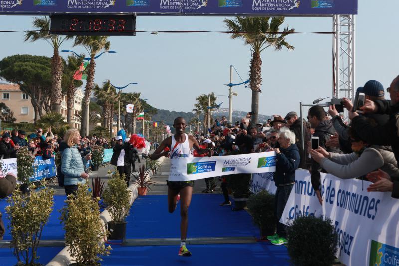 Marathon St Tropez 18 18