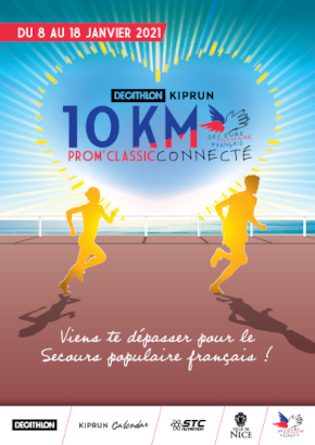 10 KM PROM'CLASSIC DECATHLON KIPRUN CONNECTÉ