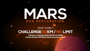 MARS RUN EXPLORATION